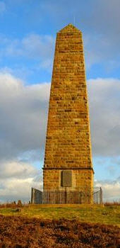 Captain Cook Monument, Easby moor