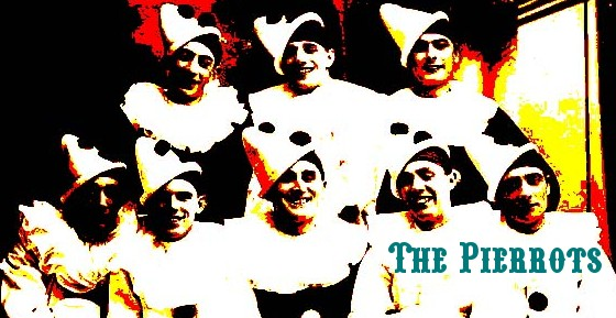 The Pierrot's at Saltburn by the Sea